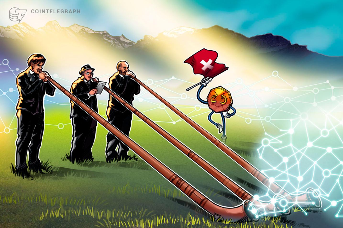 Evolución de la cadena de bloques en Suiza: Voto y Banca