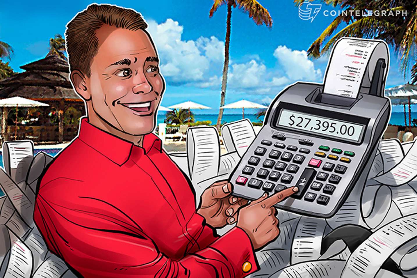 Ultra-Rich Investor Trace Mayer Predicts Bitcoin Price Will Reach $27,395 in Just Four Months