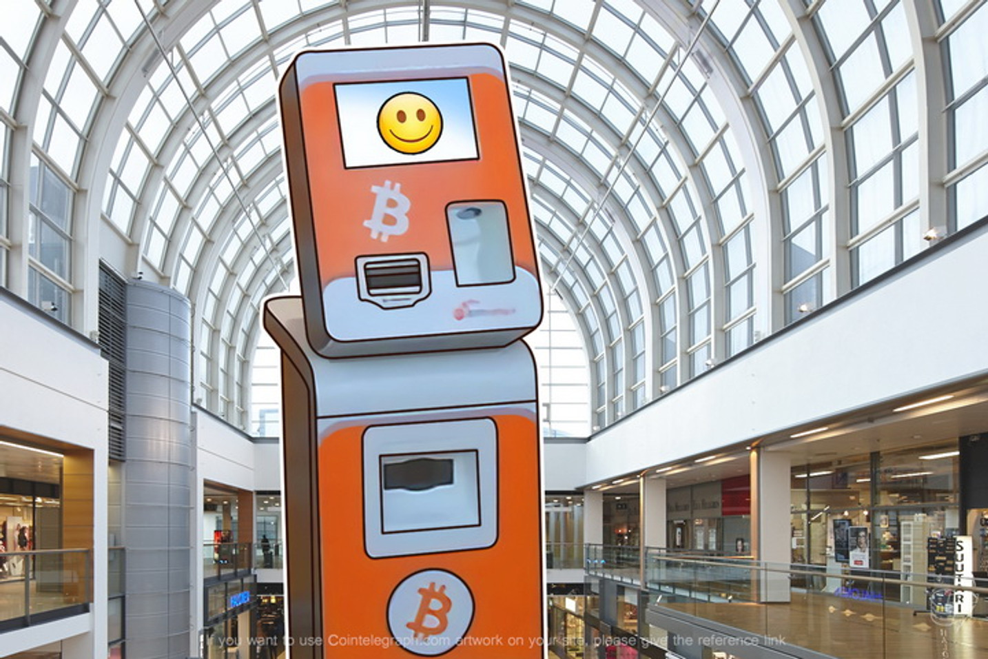 The First BTM Opens in Finland's Largest Shopping Centre Itis