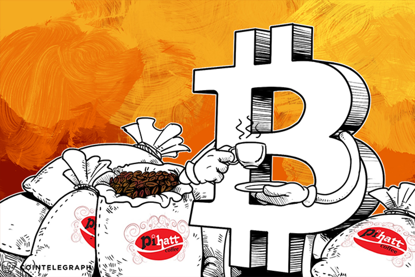 Good Morning Vietnam! World's First Coffee Producer Accepting Bitcoin