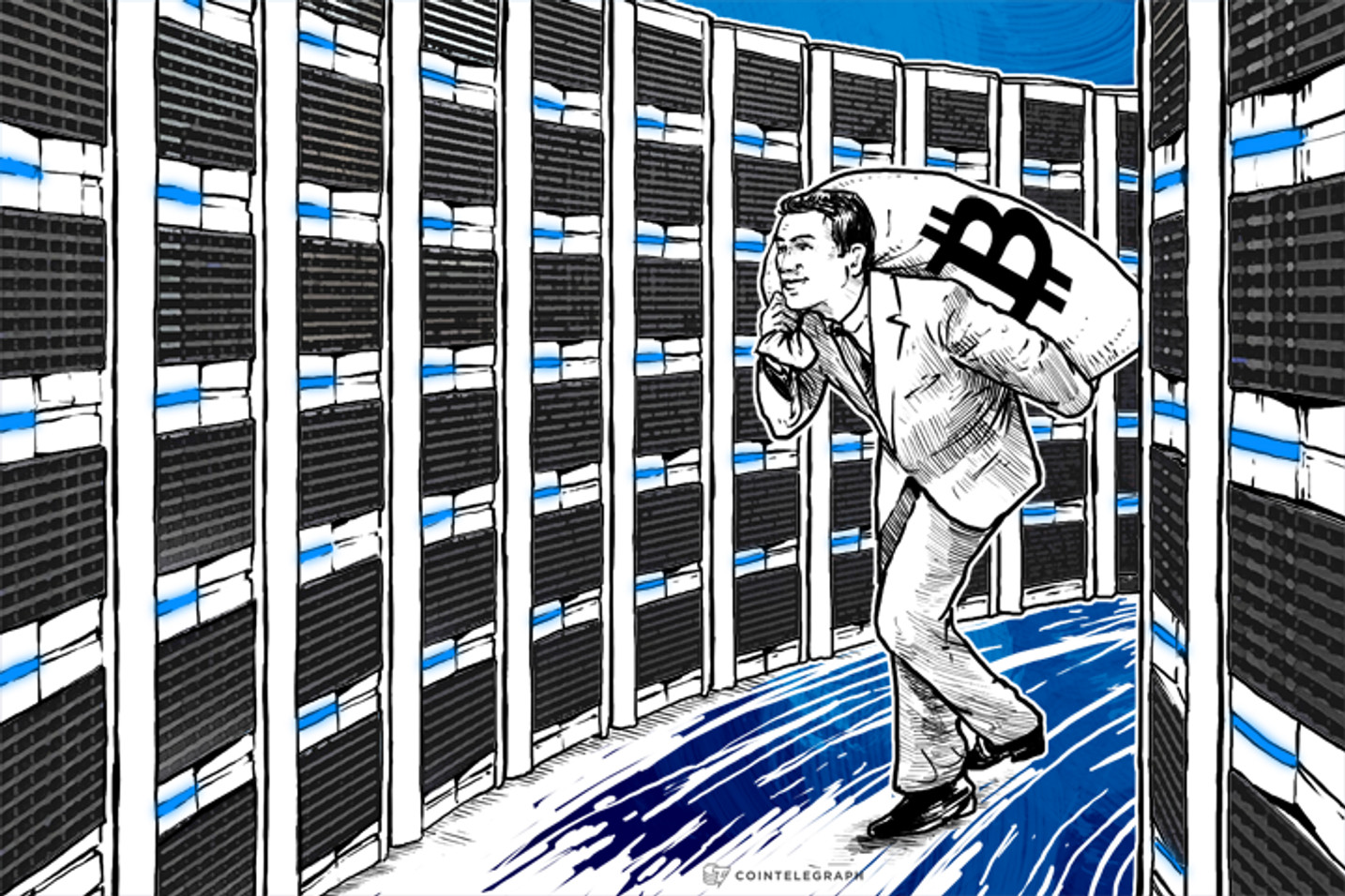German 'Bitcoin Brothers' Unveils Bitcoin Mining Supercomputers