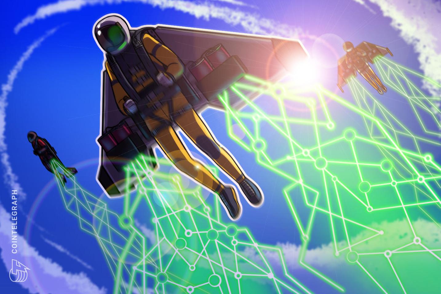 El precio de Bitcoin supera los USD 8,000 mientras que XRP sube un 5% al día