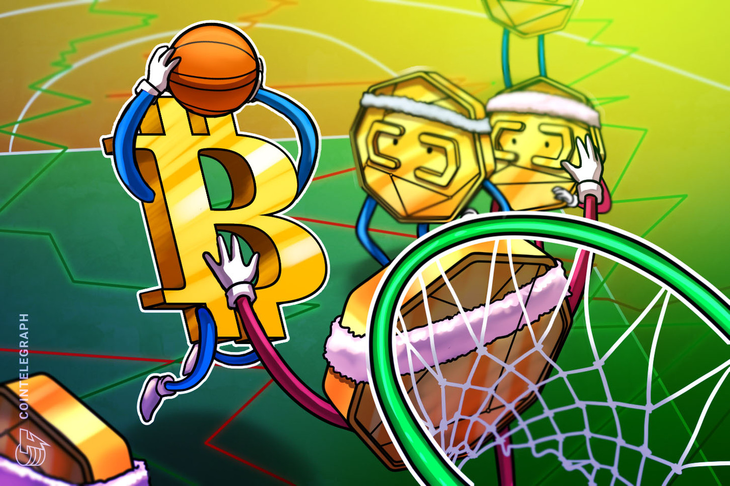 El gerente general del equipo de baloncesto Houston Rockets es optimista respecto a bitcoin