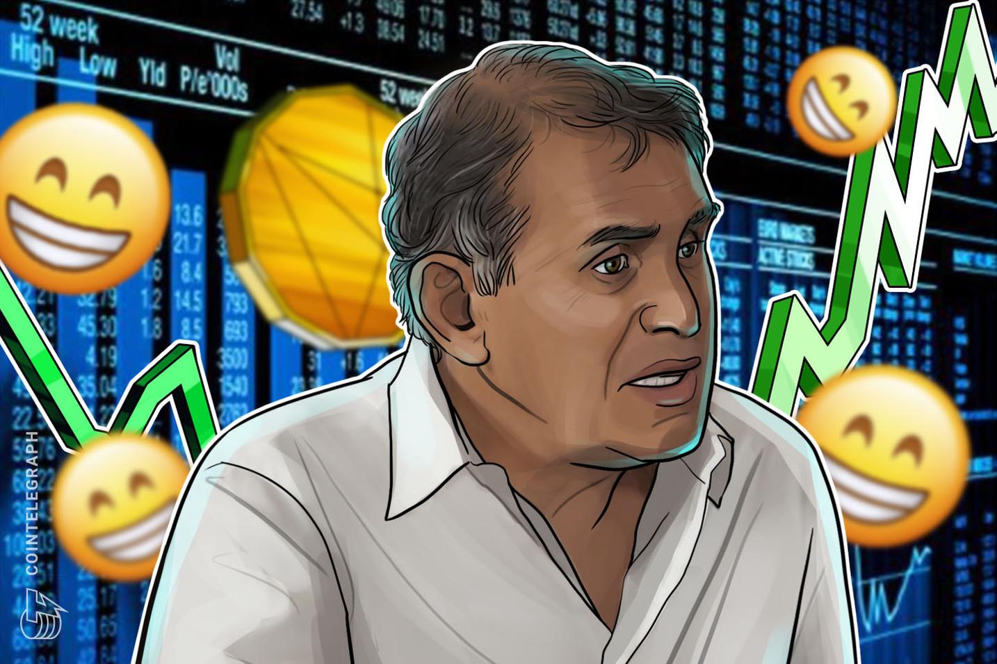 Bitcoin-Rally beschert BitMEX neuen Rekord-Tagesumsatz von 16 Milliarden US-Dollar