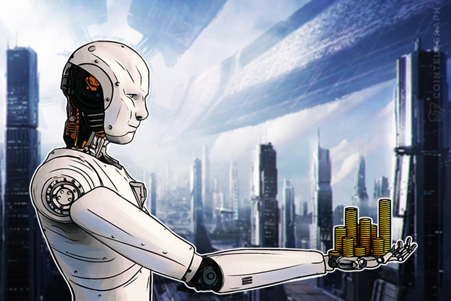 3 maneiras de como a Inteligência Artificial está mandando a indústria financeira