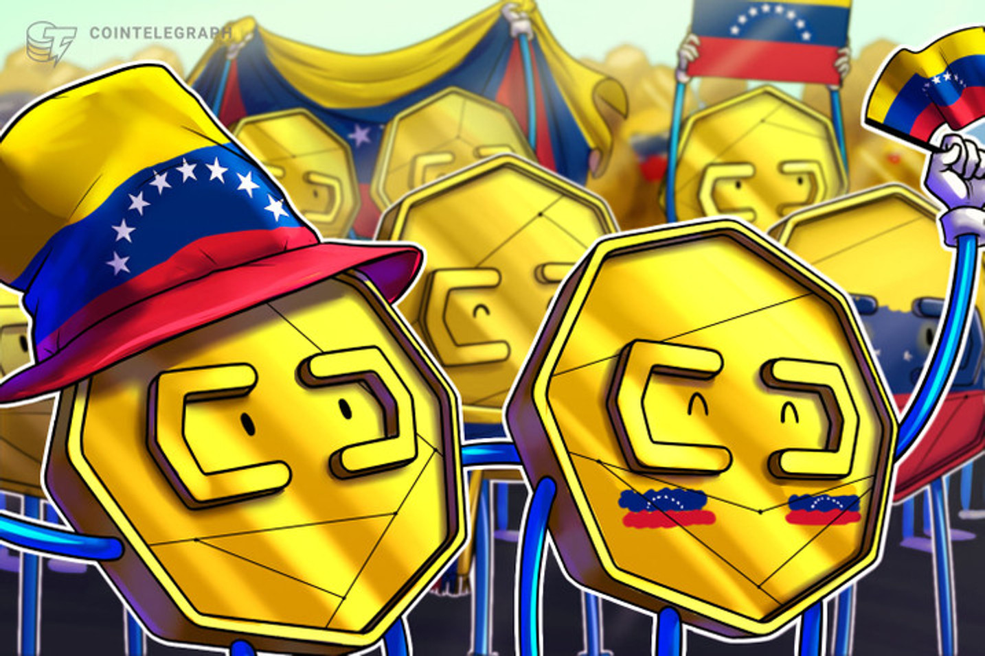 Autoproclamado presidente da Venezuela diz que usou blockchain e criptomoedas para auxílio a médicos durante a pandemia