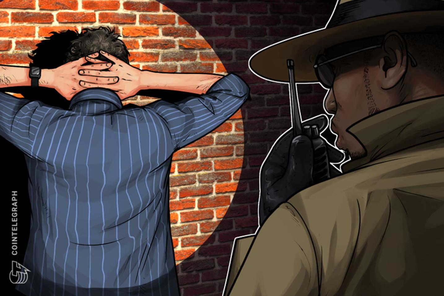 Justiça decreta prisão de oito policiais e suposto mandante de sequestro de empresário de Bitcoin