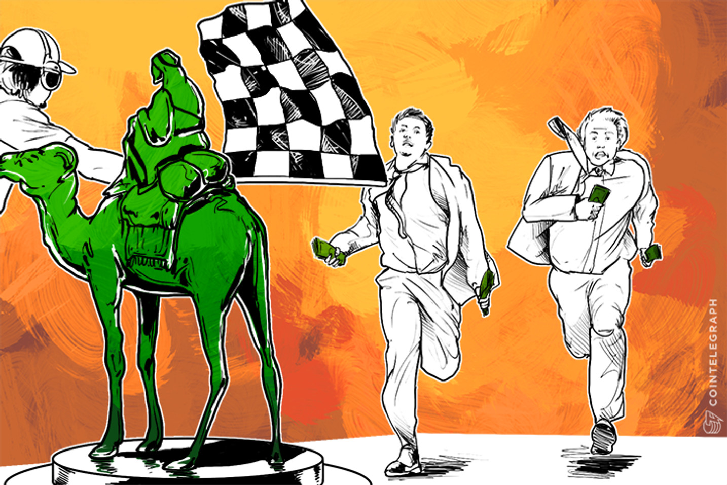 U.S. Marshals Hold Final Auction of Silk Road Bitcoins (for Cash Only)