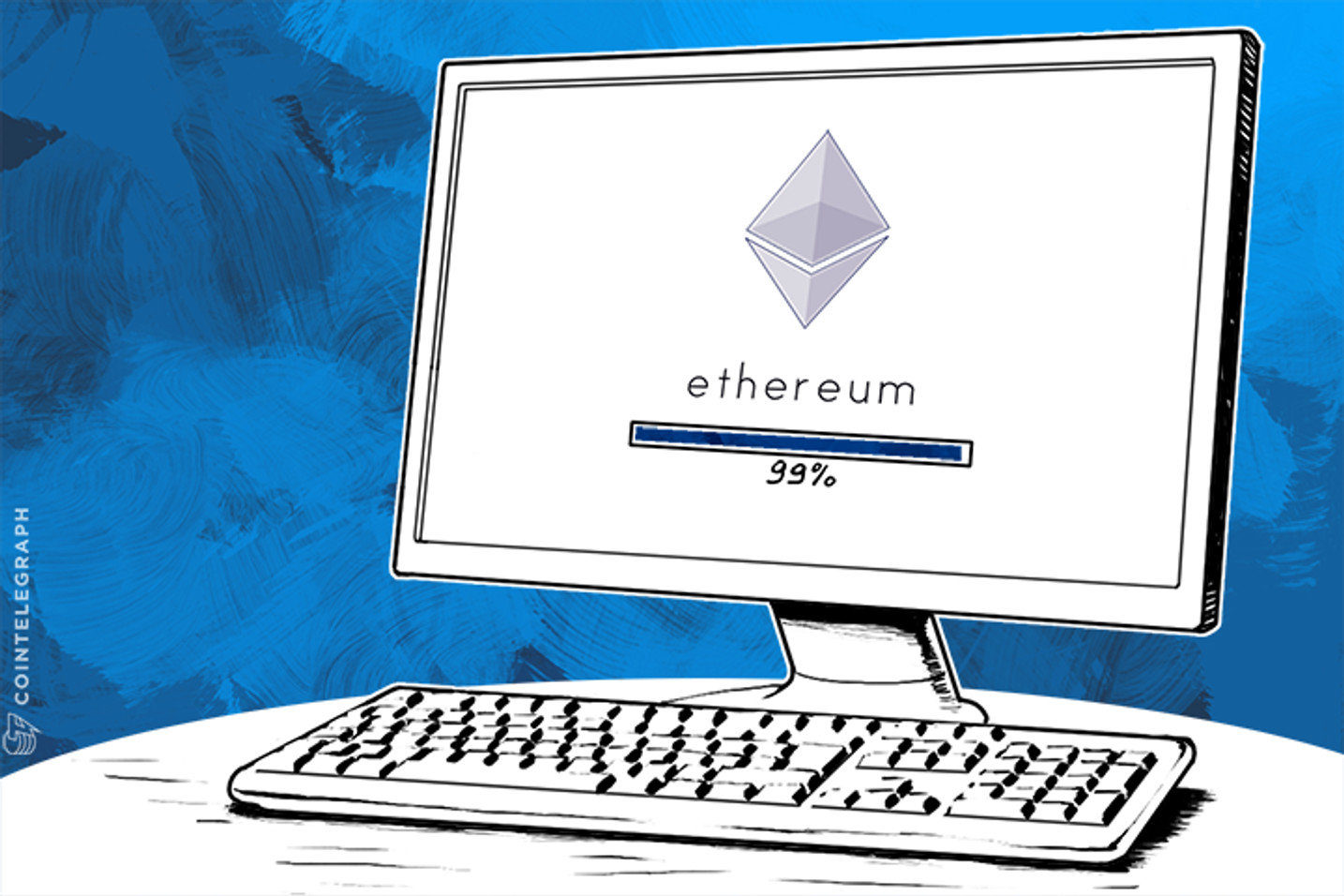 Ethereum Prepares for Take Off