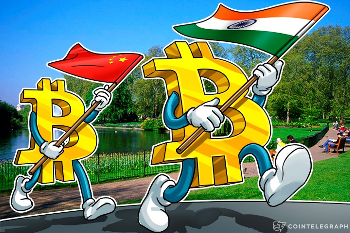 India May Overtake China in Bitcoin Use