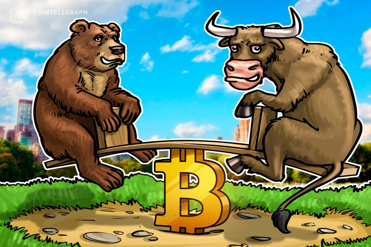 ¿Es 10,000 mil dólares una trampa alcista? Por qué el precio de Bitcoin ahora es probable que retroceda