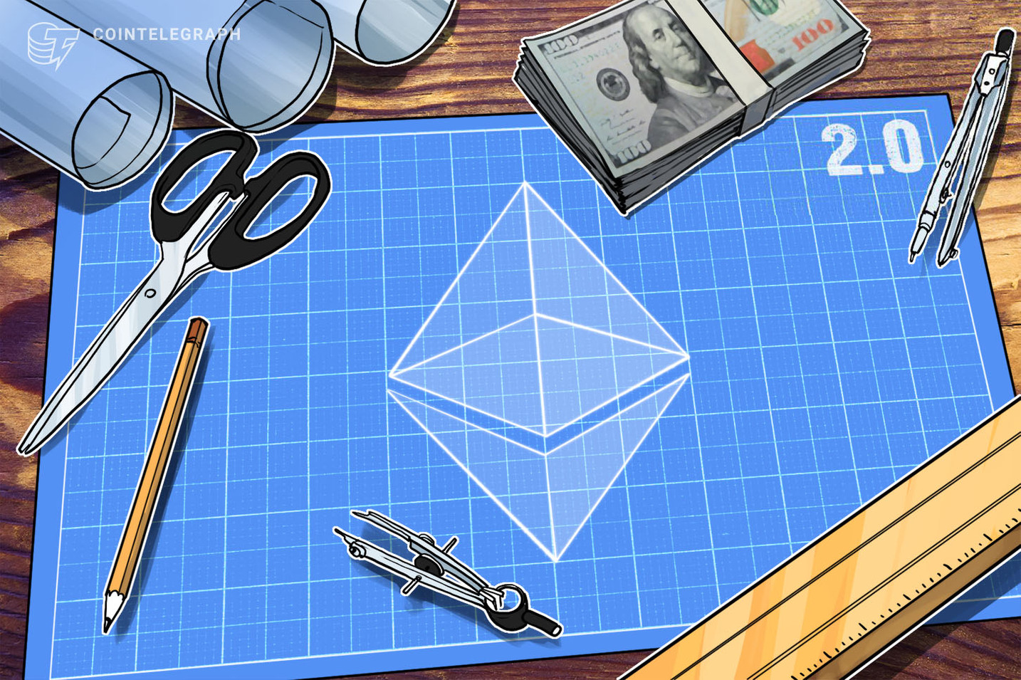 Ethereum 2.0 için Vakıf 2,46 Milyon Dolar Ayırdı