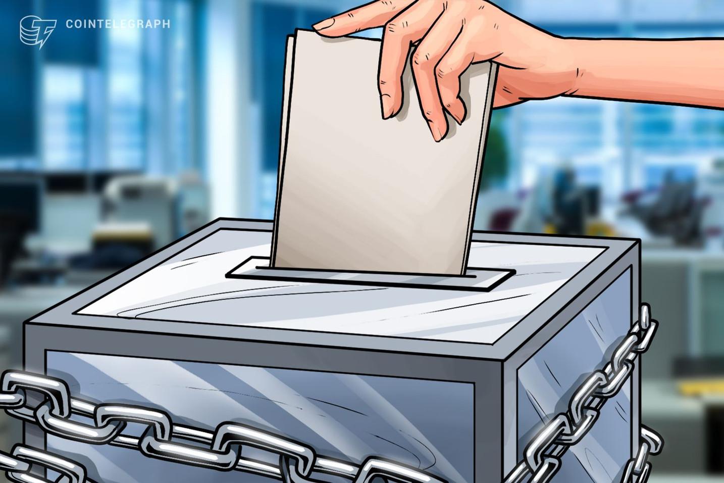 ブロックチェーンとマイナンバーカードで投票、つくば市が8月に国内初の取り組み