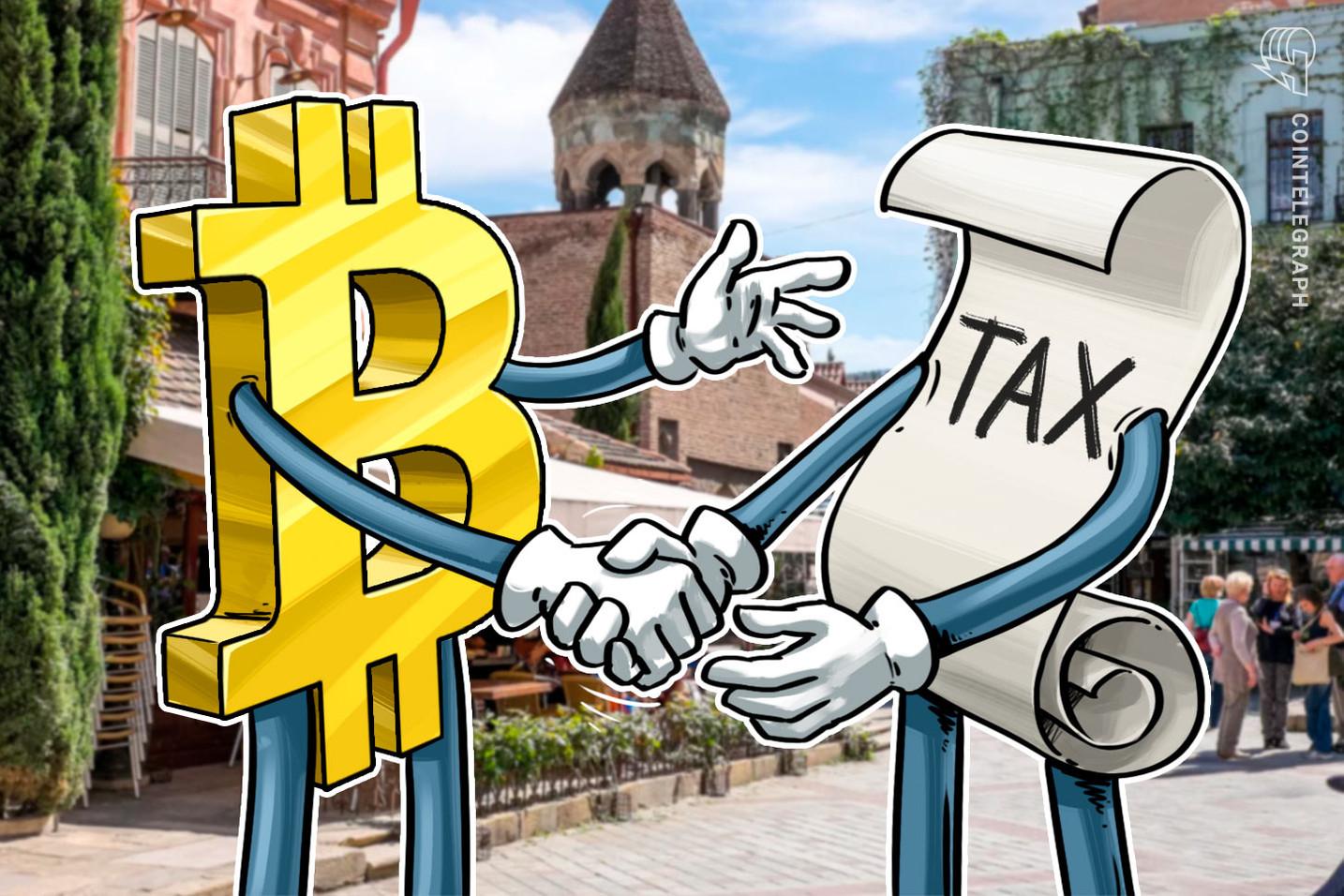 República de Georgia exime a las criptomonedas del impuesto sobre el valor añadido