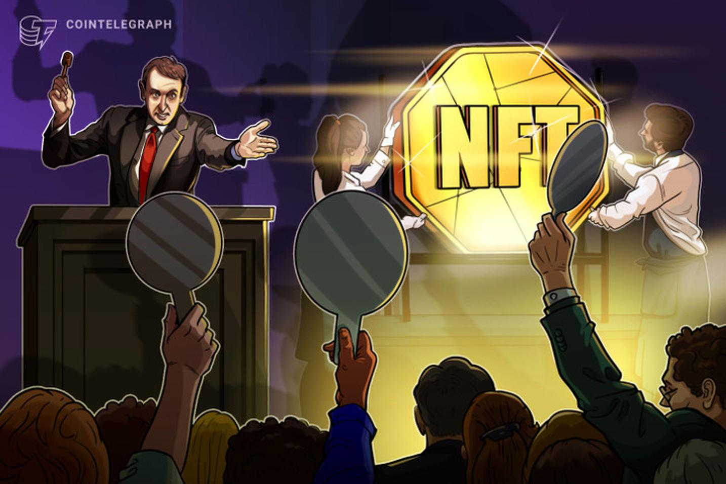 Artistas brasileiros são destaques de lançamento de plataforma NFT da Binance nesta quinta-feira