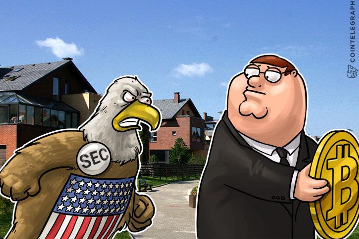 SEC cancela licencia de negociación de BITCF, por preocupaciones del valores de sus activos