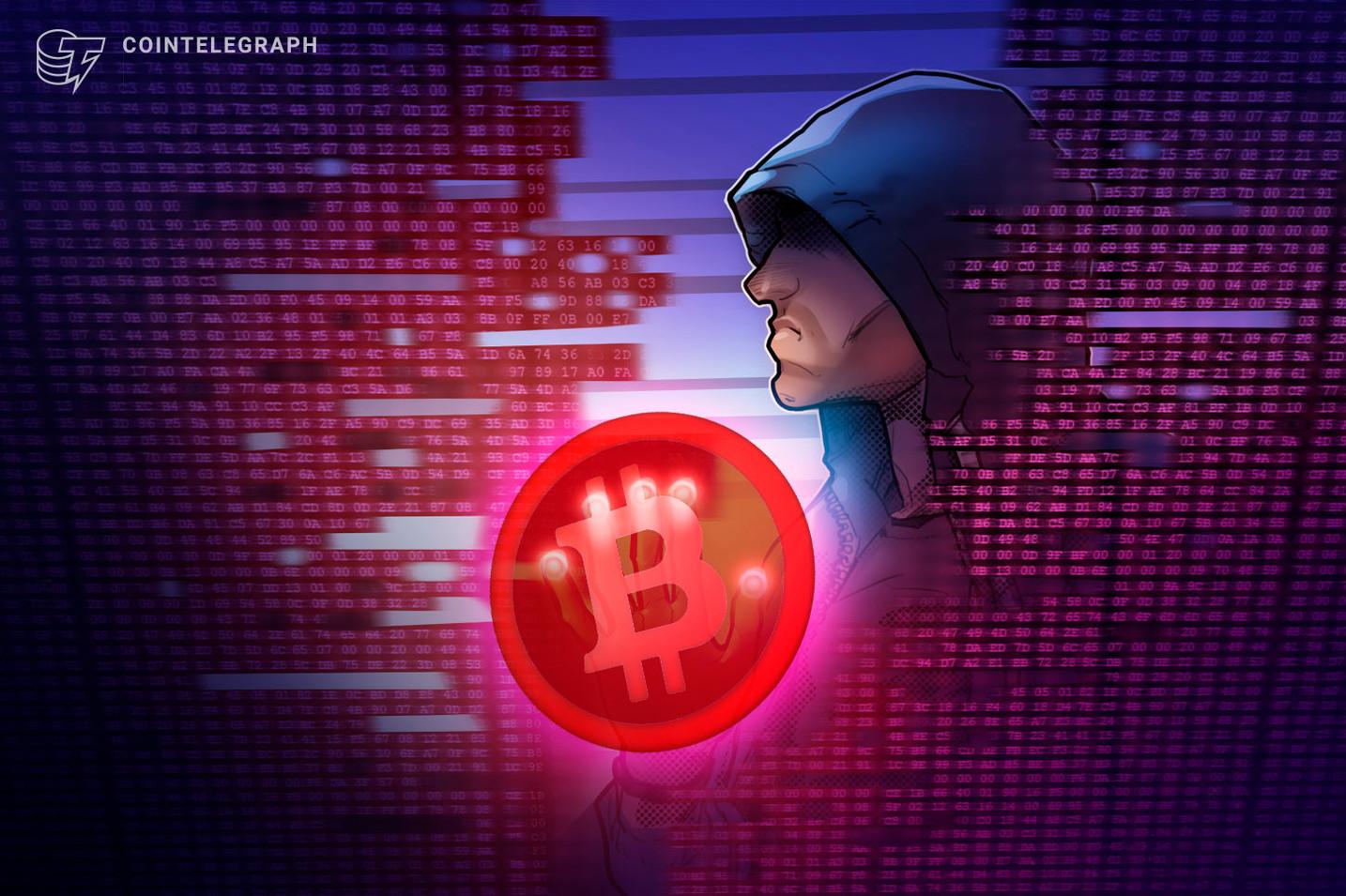 Dos ladrones enmascarados son captados por las cámaras en robo de cajero automático de Bitcoin en EE. UU.