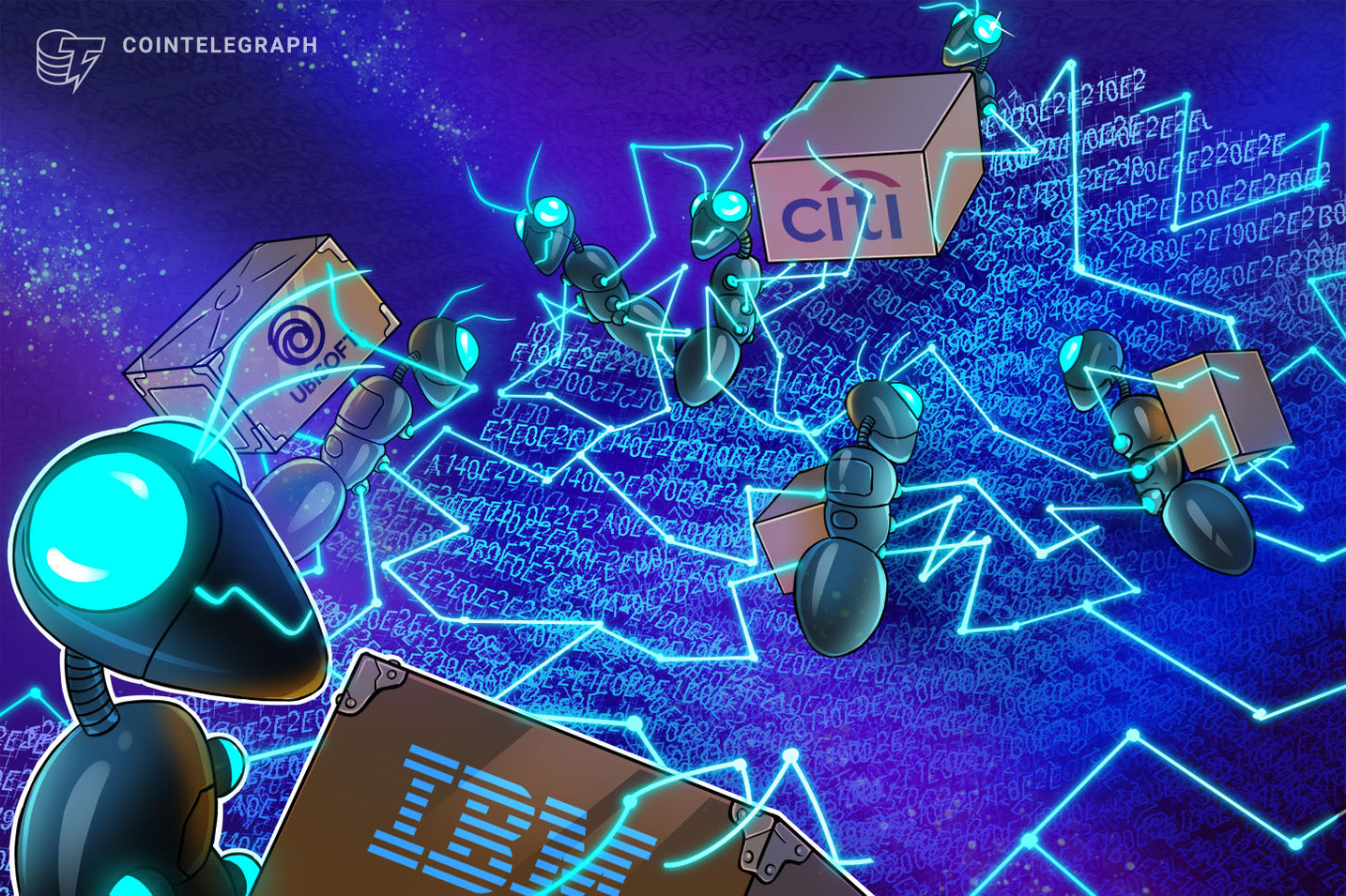 IBM e Citibank aderiscono all'acceleratore Blockchain Tribe