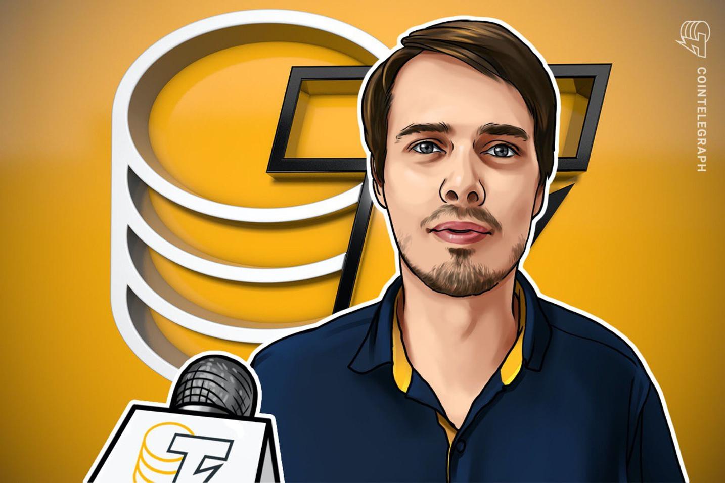"""Jori Armbruster CEO de EthicHub:""""Más de USD 150 mil dólares en préstamos a pequeños agricultores en México con nuestra plataforma Blockchain"""""""