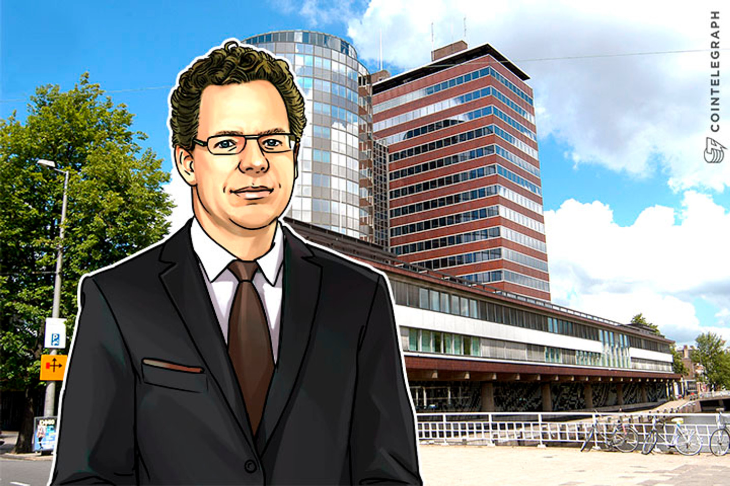 The Dutch Are Betting on Blockchain for Their Financial System