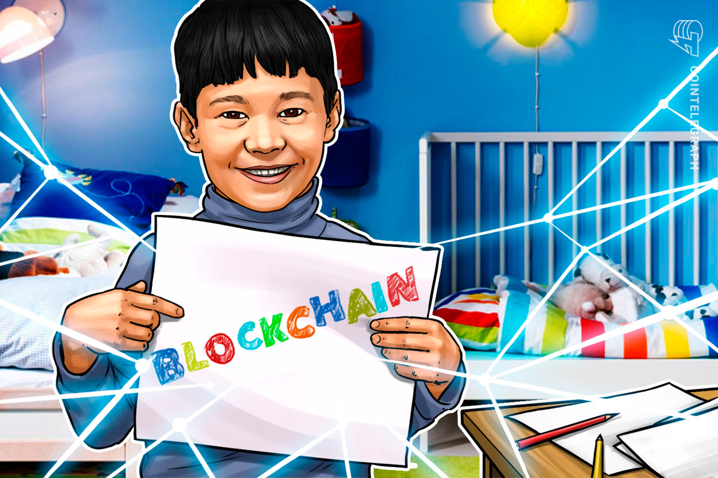 Waiting Lists for Kazakh Kindergartens to Be Managed With Blockchain Technology