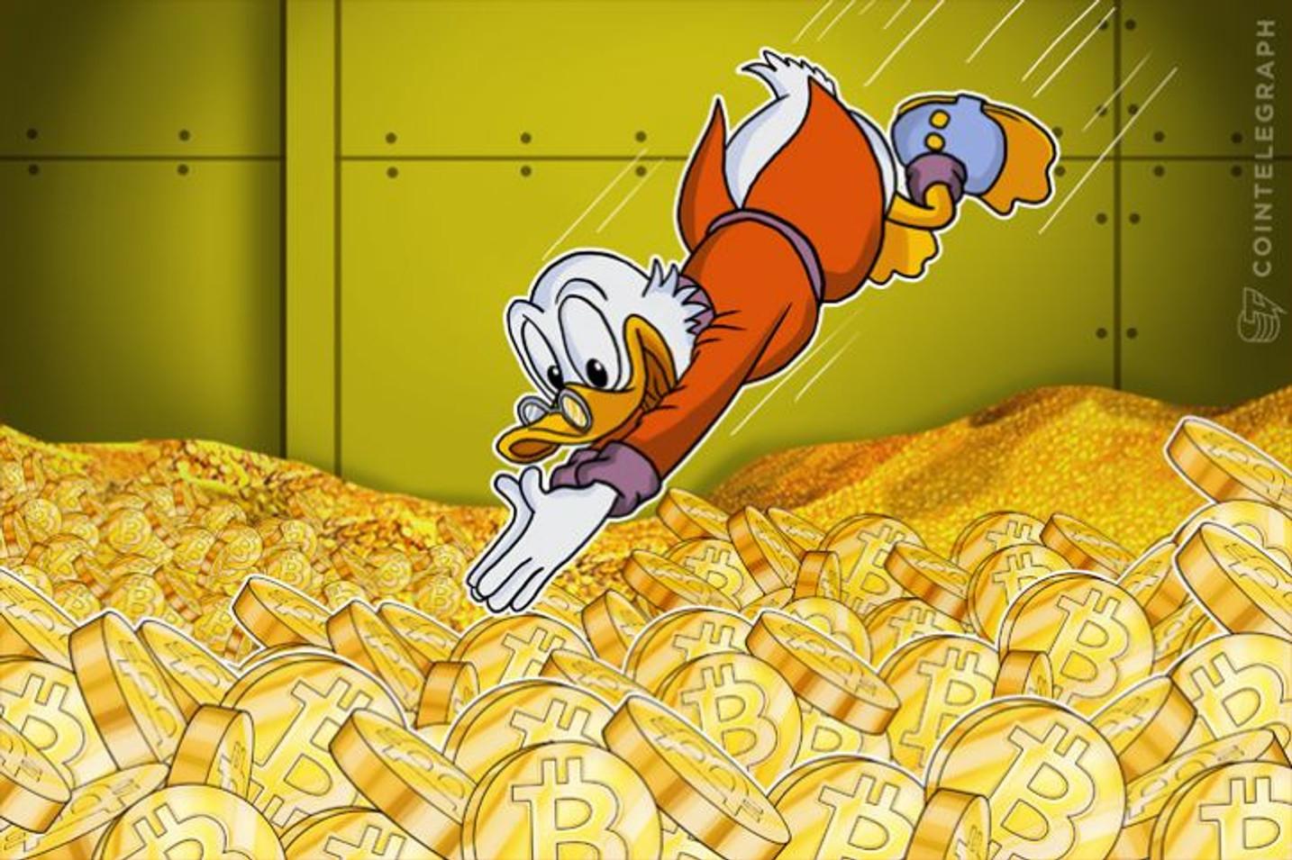 ビットコイン価格は去年から3倍に―今こそホールドすべき理由