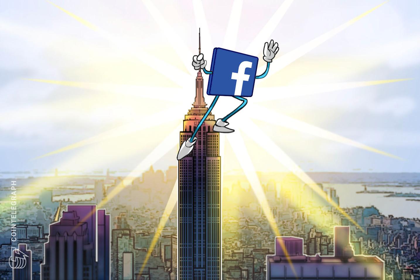 Informe: Facebook busca una BitLicense del regulador del Estado de Nueva York