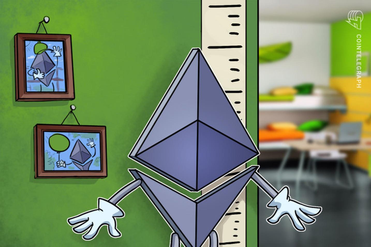 Ethereum Trust (ETHE) da Grayscale ultrapassa a marca de US$ 1 bilhão em ativos sob gestão