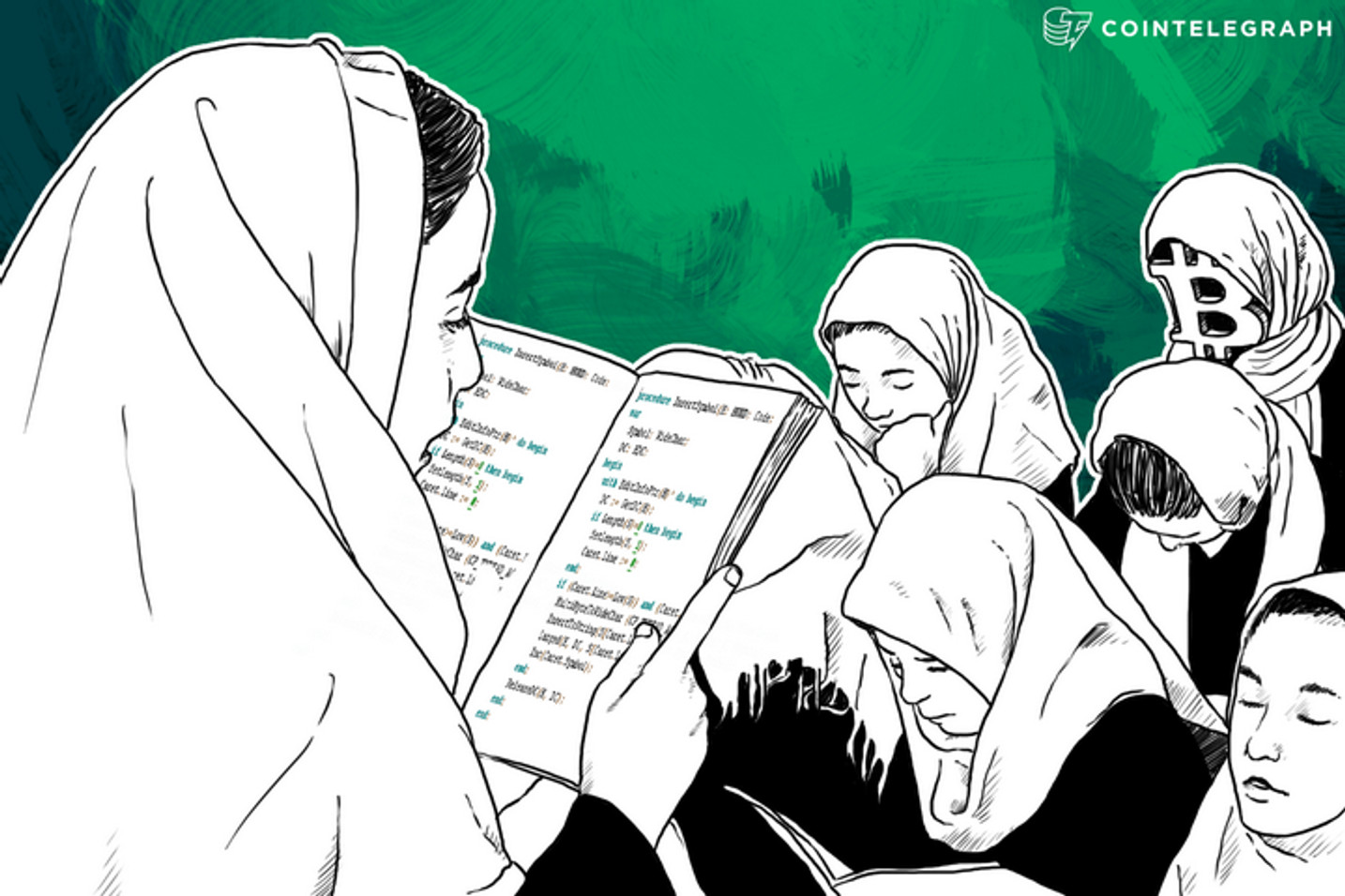Afghan Girls Can Now 'Participate in the Global Economy' with Bitcoin & Learning Code