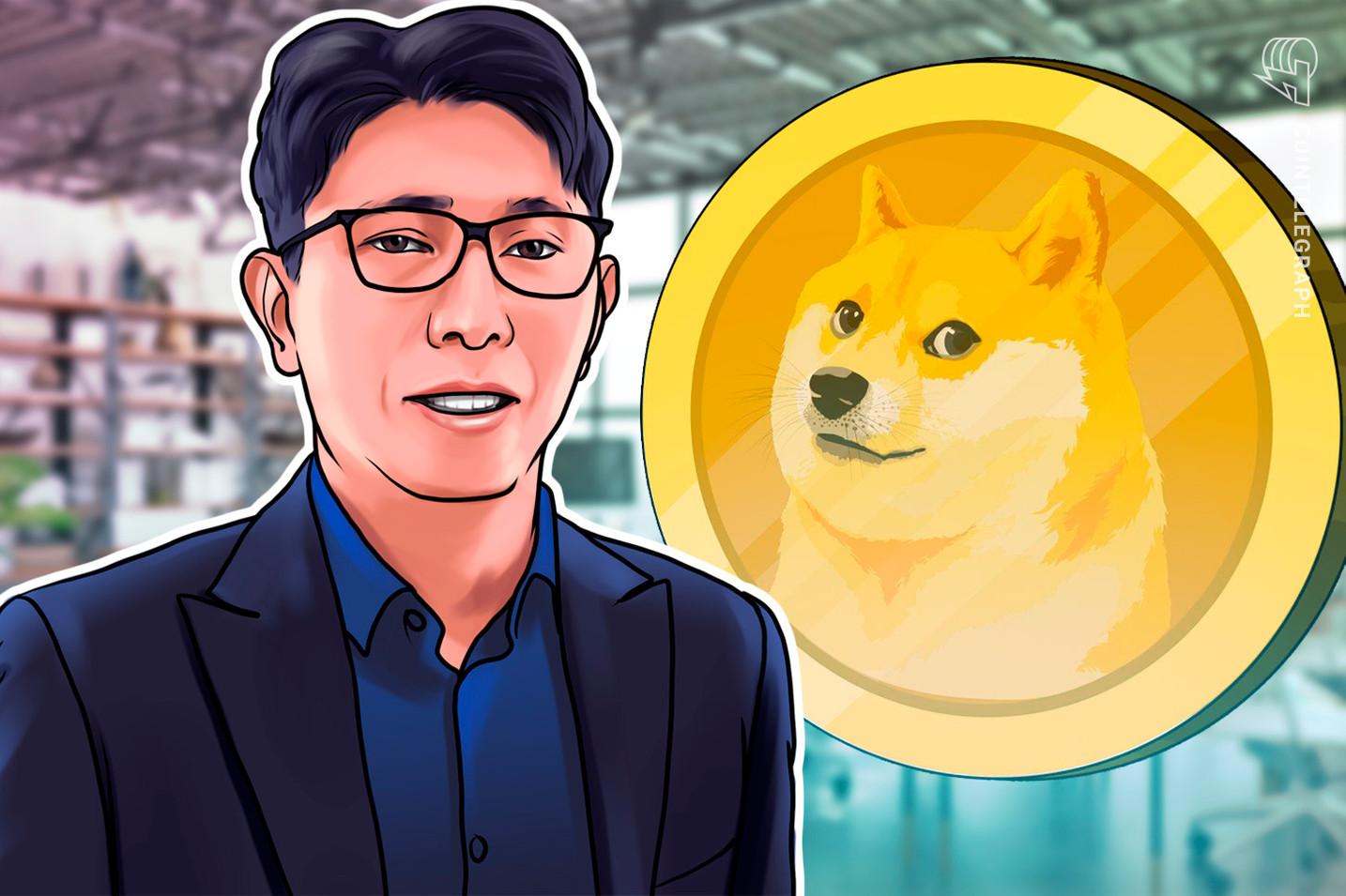 "OKEx-CEO Jay Hao: Dogecoin ist ""kein Witz"""