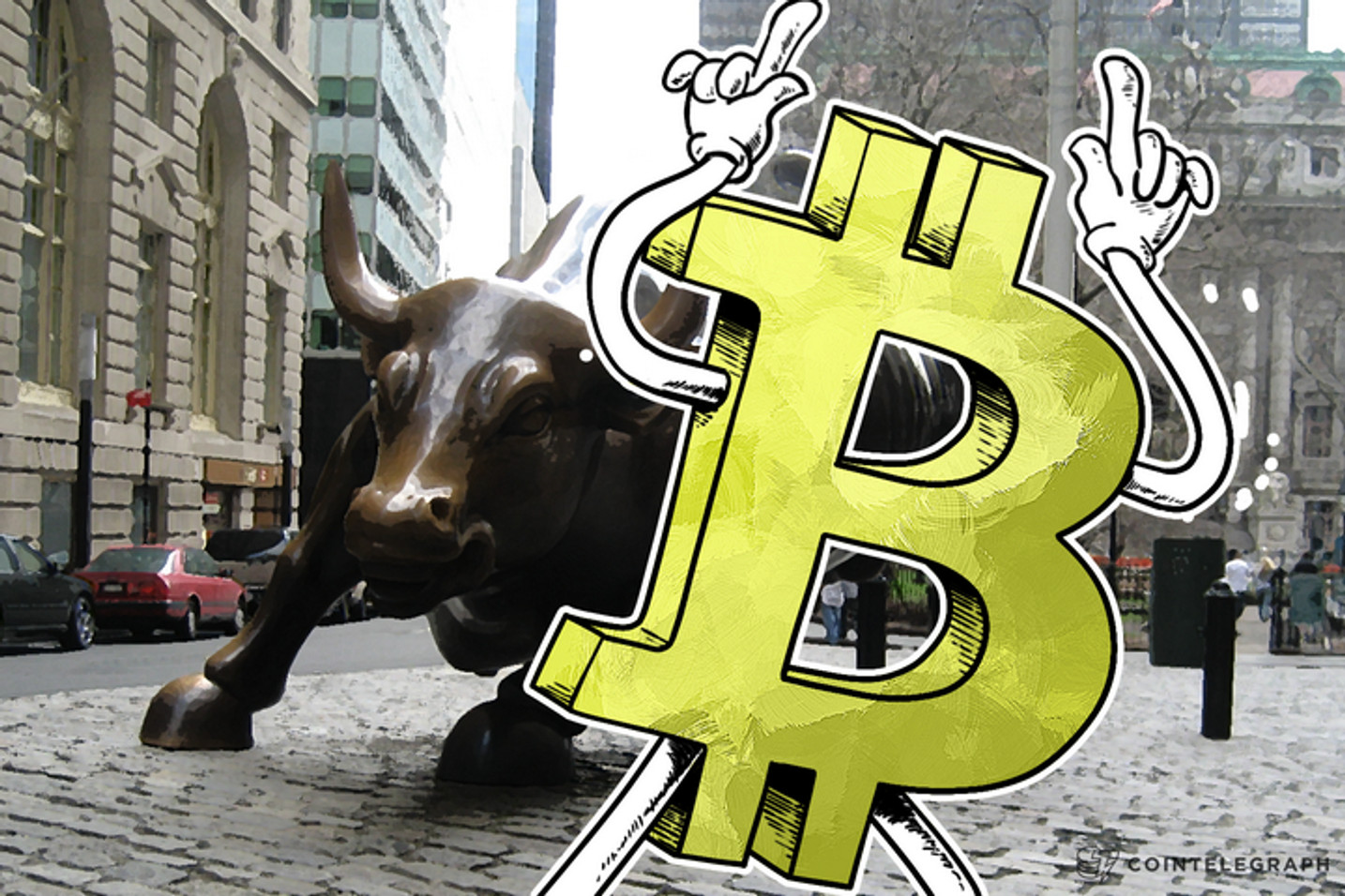 Large Wall Street Firms Look with Increasing Interest Toward Bitcoin