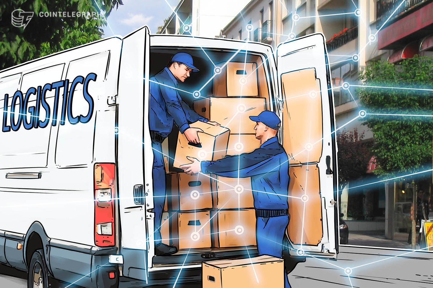 Blockchain-Startup VeChain und Deutsche Bahn entwickeln DApp für Chinas Logistikindustrie