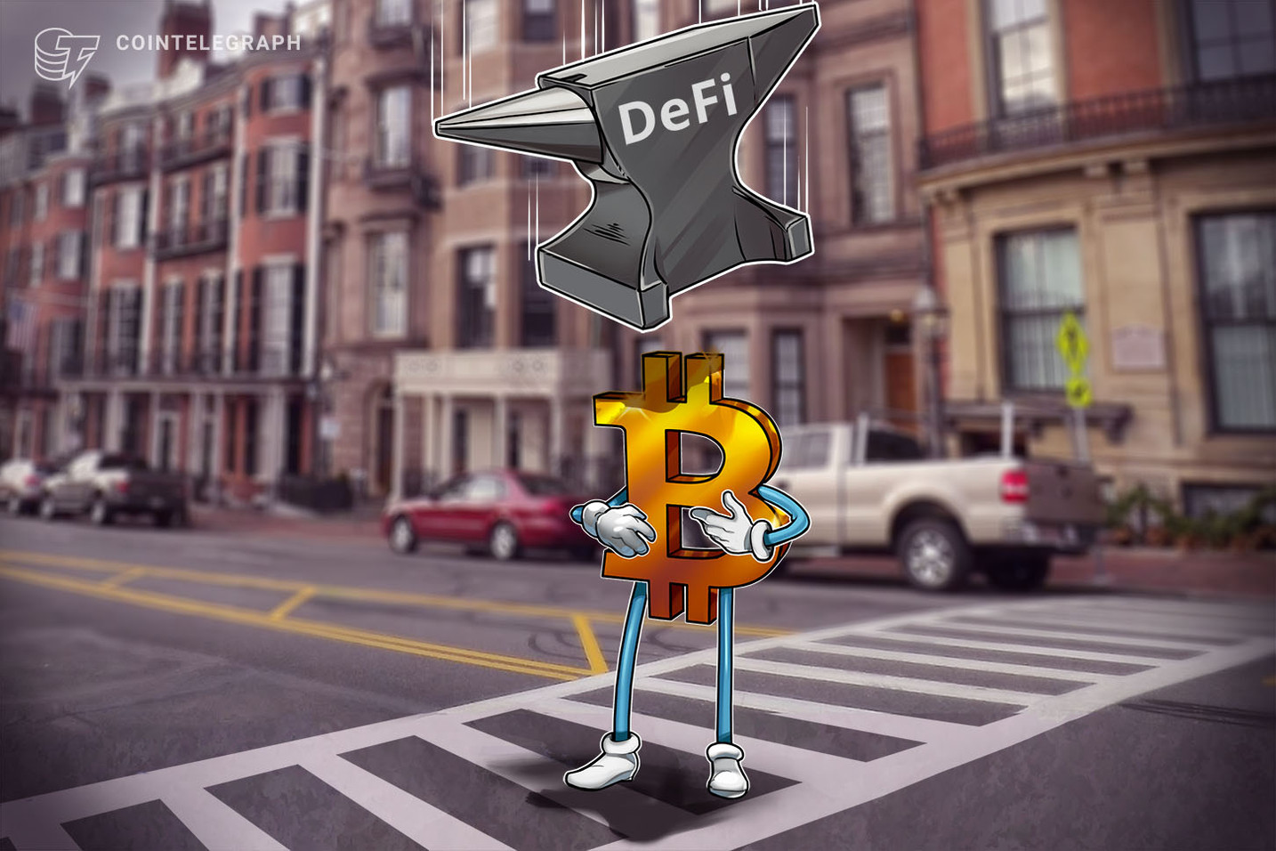 Will Ether Price Hit $400 if DeFi Keeps Eating Bitcoin's Lunch?