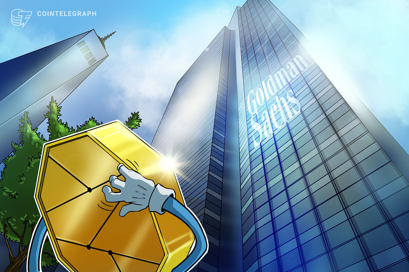 Goldman Sachs Ramps Up Development of New Secret Crypto Project