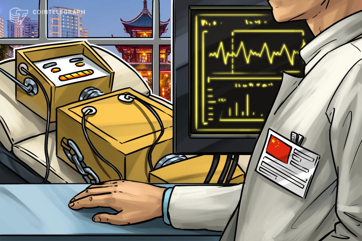 Informe de China: proyectos de Blockchain van de auge a quiebra en 15 meses