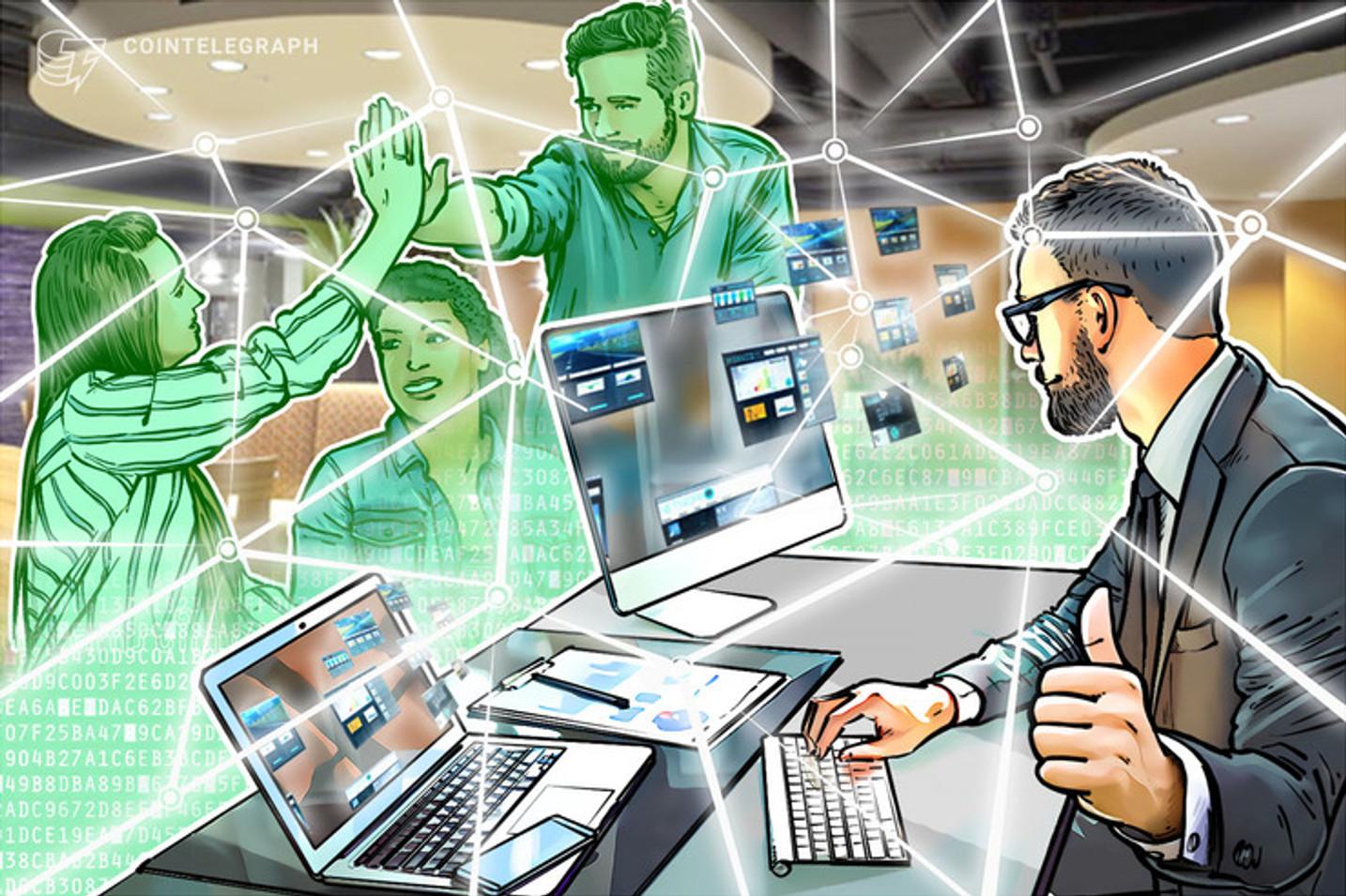 Blockchain en el futuro de las bibliotecas