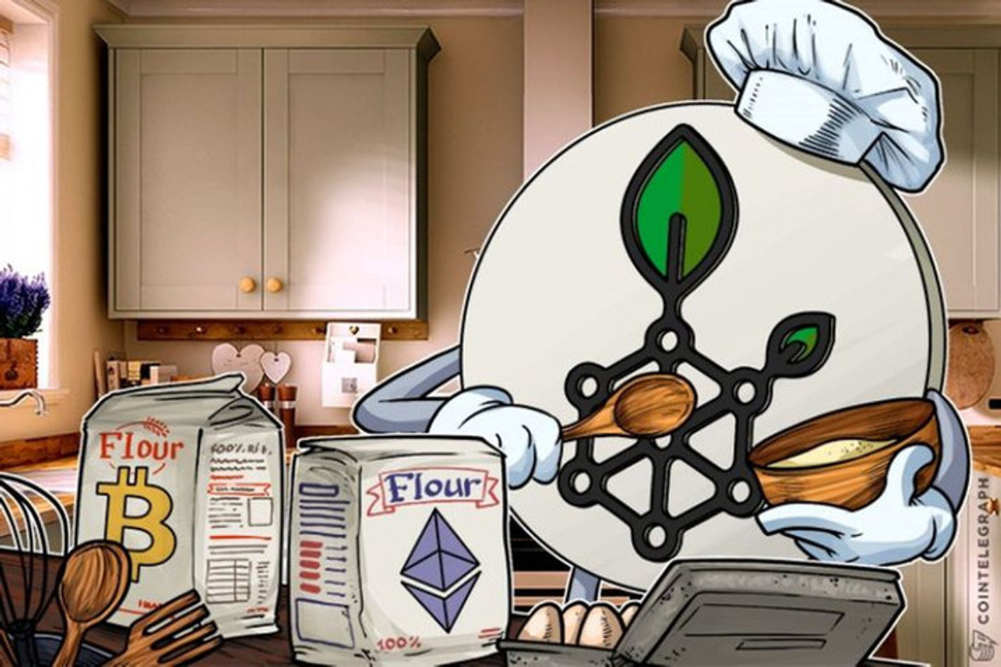 Money On Chain lanzó su token de gobernanza MoC en la red de RSK