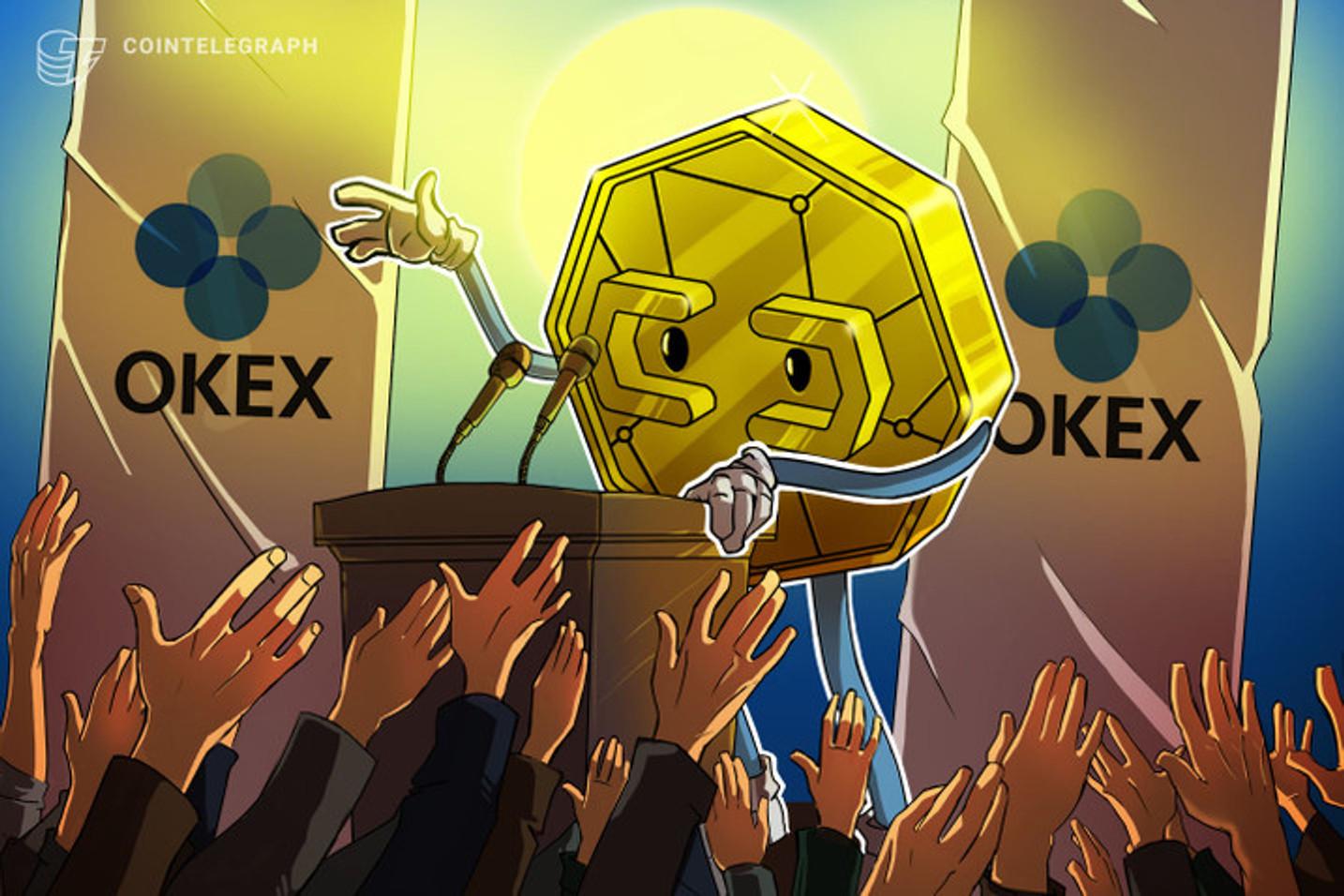 Vicepresidente de OKEx afirma que América Latina ha batido récords de adopción crypto en los últimos meses