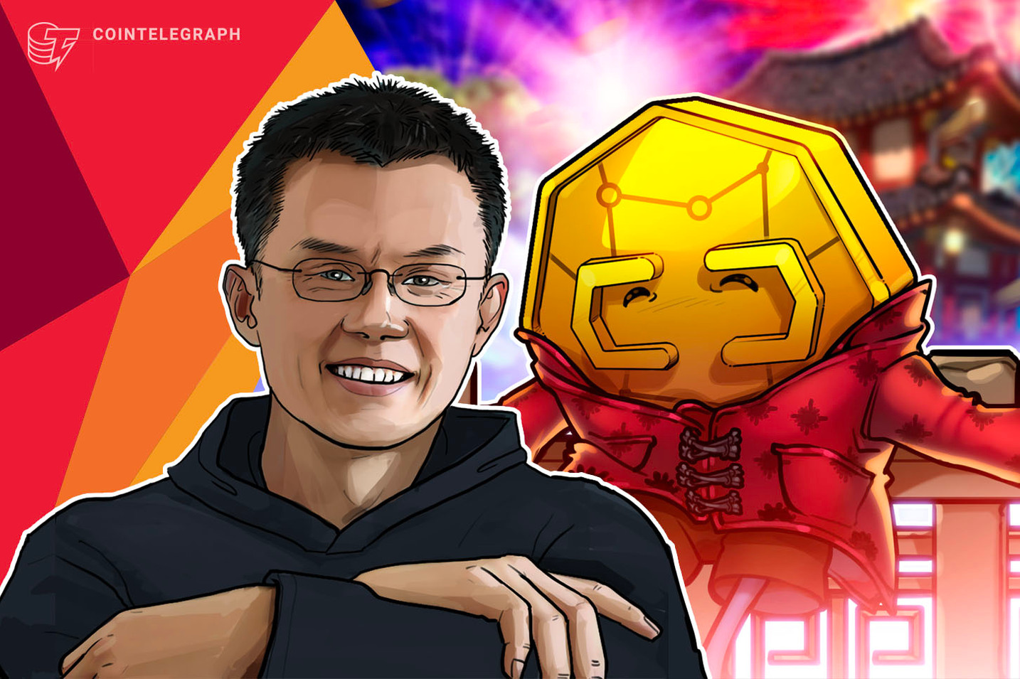 CZ da Binance fala publicamente sobre a moeda digital da China