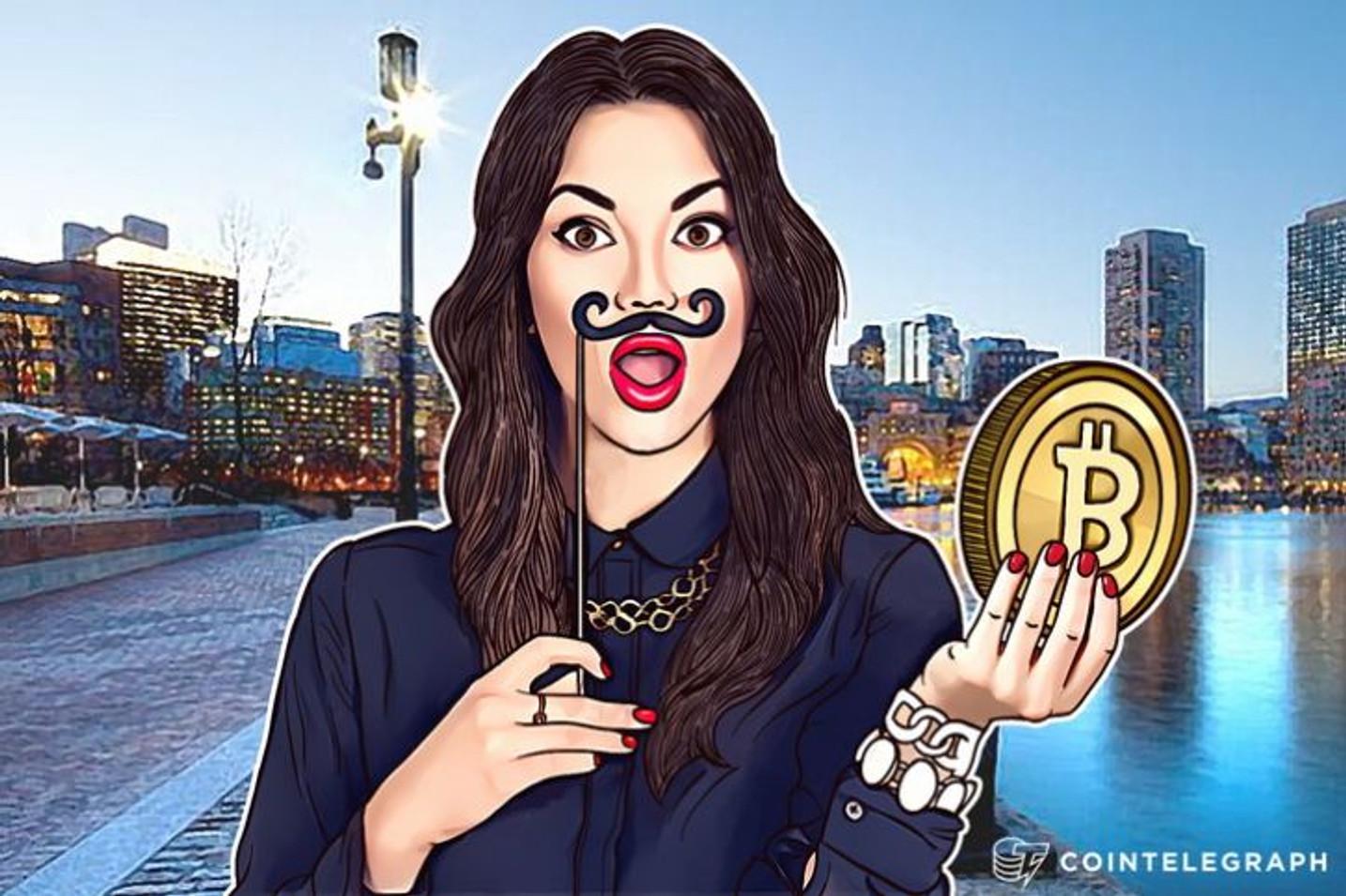 Um mundo de homens: apenas 1,76% da comunidade Bitcoin é formada de mulheres
