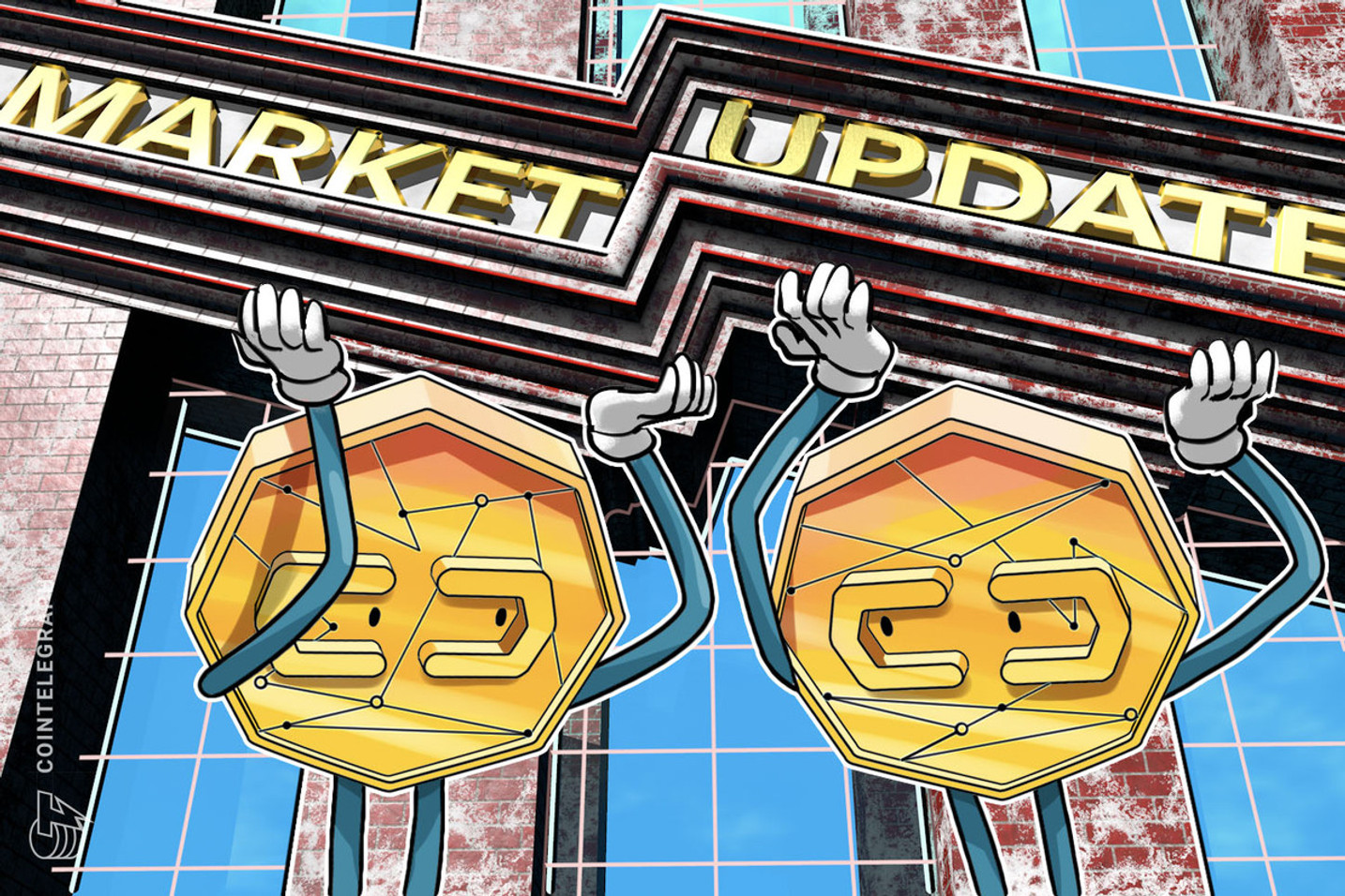 Top-20 Coins Experience Downward Trend, BTC Sticks Near $8,600