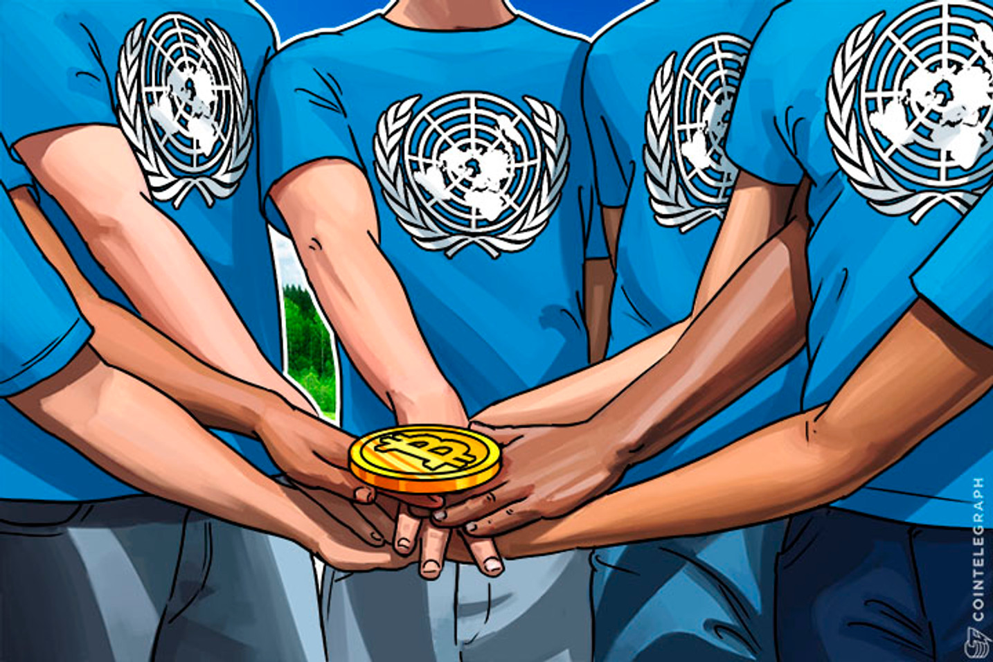 United Nations Wants Volunteers to Spread Bitcoin in Africa