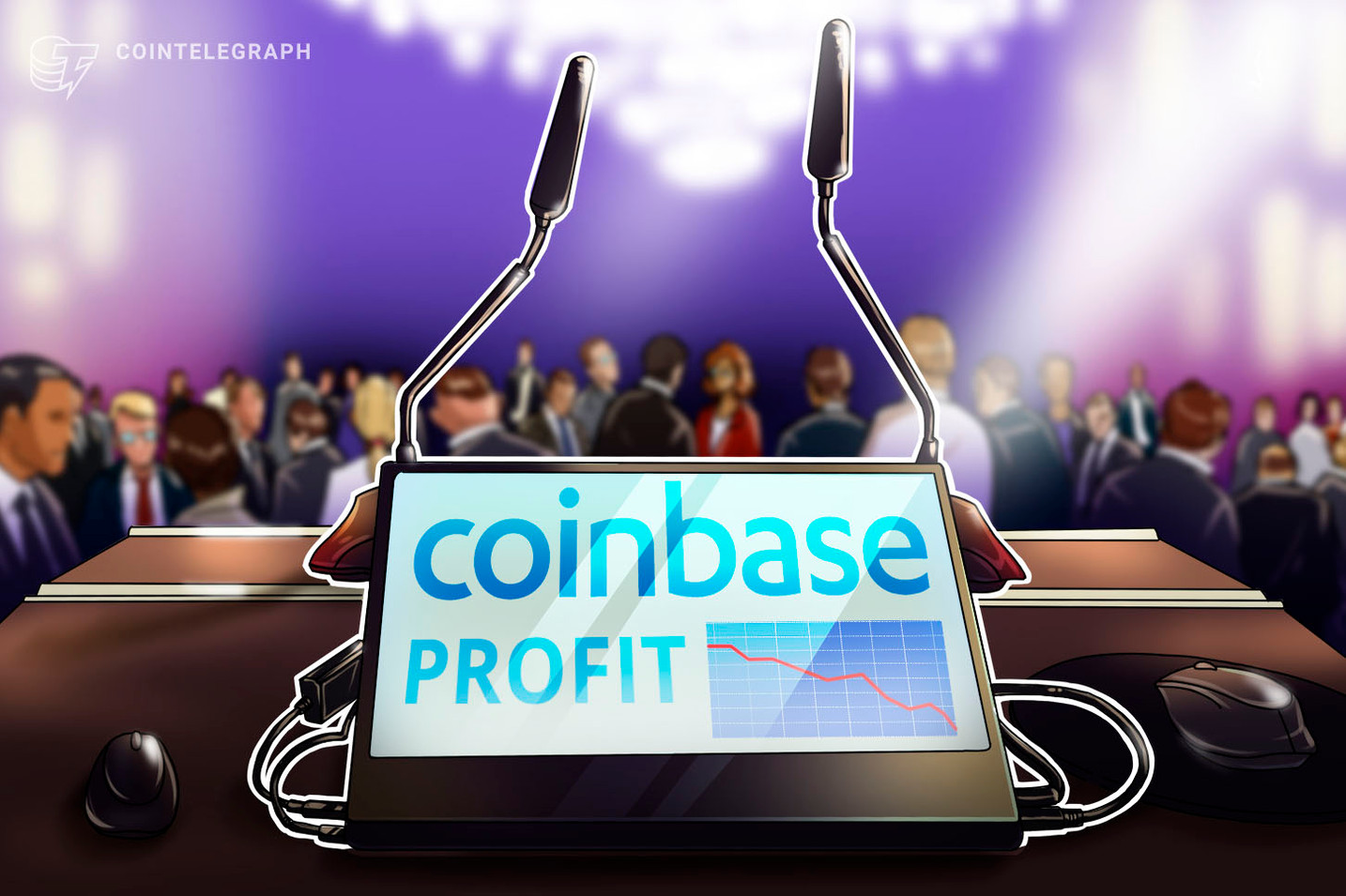 Informe: Los ingresos de Coinbase en 2018 son un 60% menores que los proyectados por la empresa