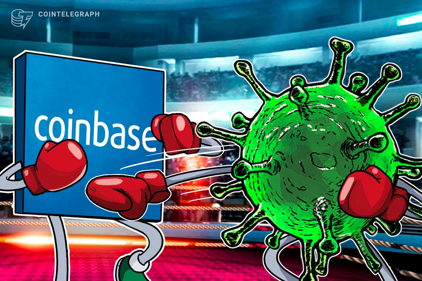 Coinbase Releases its Plan for the Coronavirus Spread