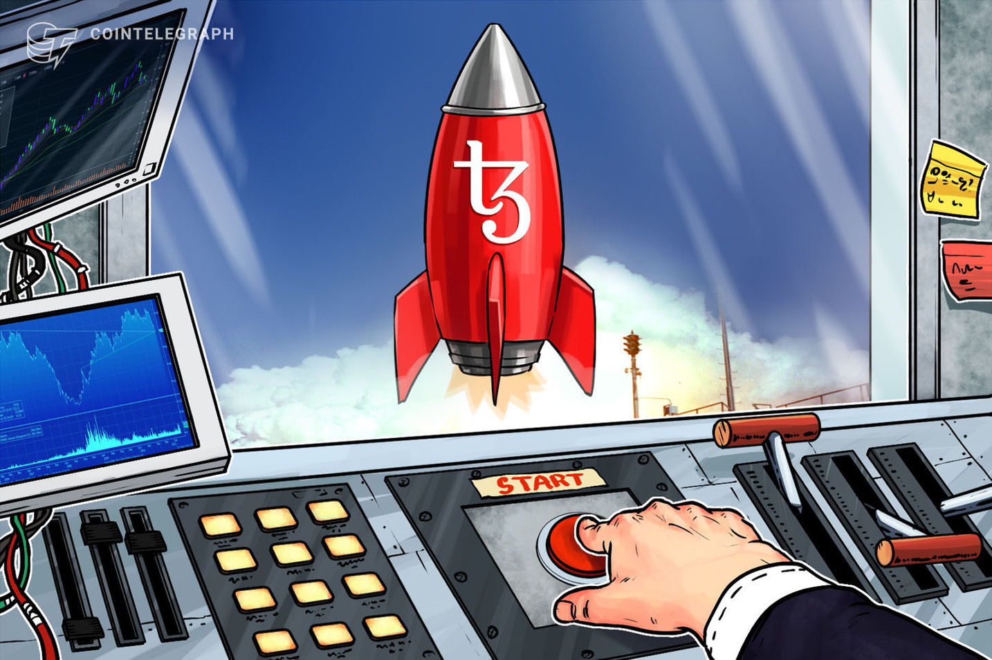 Huobi Announces Wallet Support for Tezos Tokens and Baking