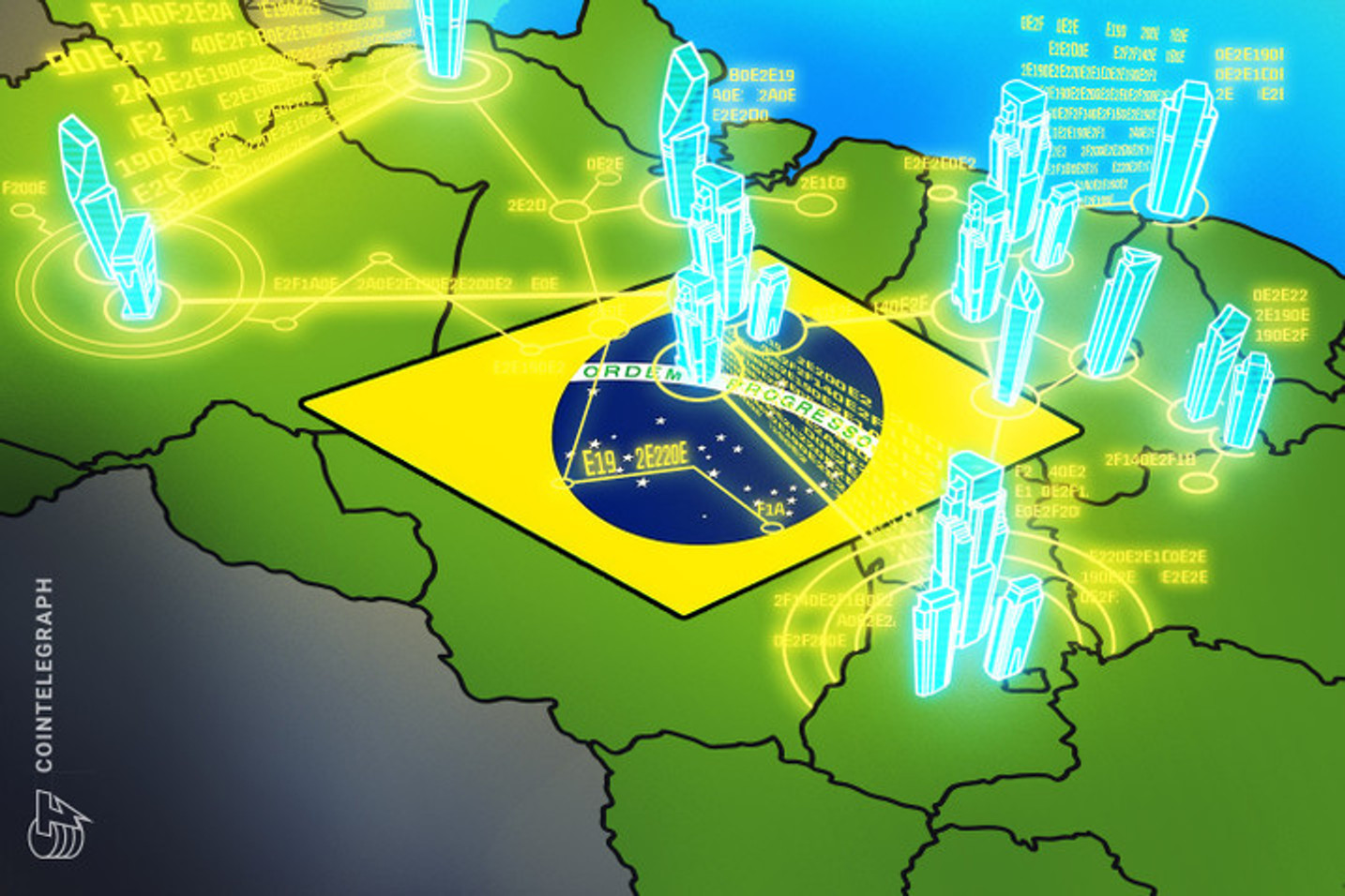 Alibaba registra patente para sistema de transações em blockchain no Brasil