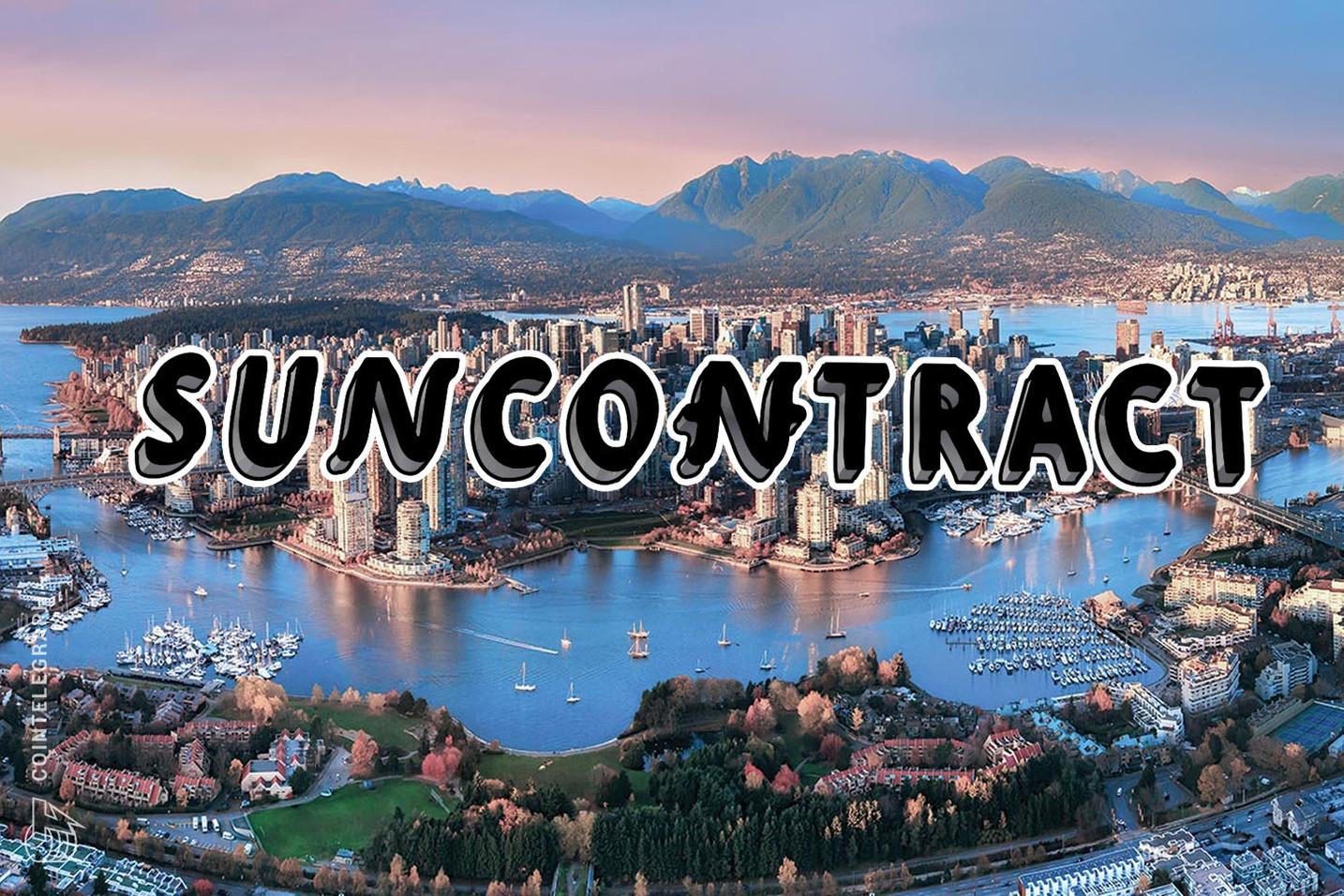 Se lanzó como primera plataforma de comercio de energía punto a punto del mundo, SunContract