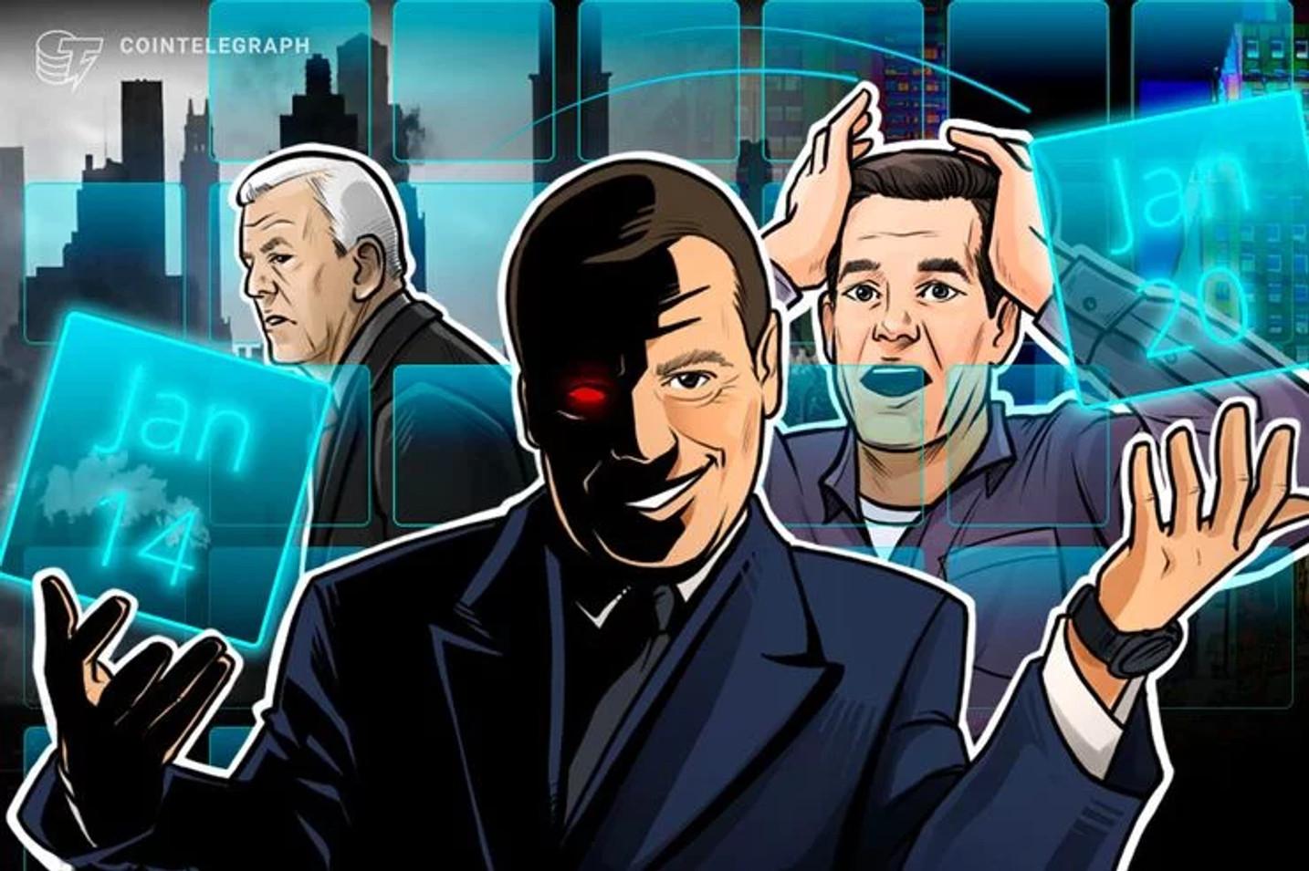 'Exterminador' de pirâmides ameaça matar todos os piramideiros e empresas que usam marketing multinivel para fraudes