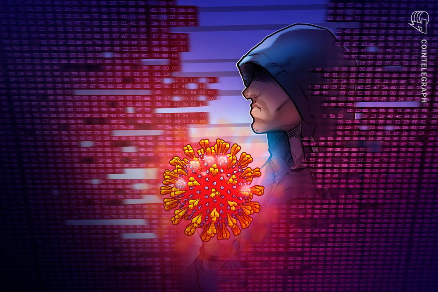 """""""CovidLock"""": un nuovo ransomware che chiede pagamenti in Bitcoin facendo leva sulla paura del coronavirus"""