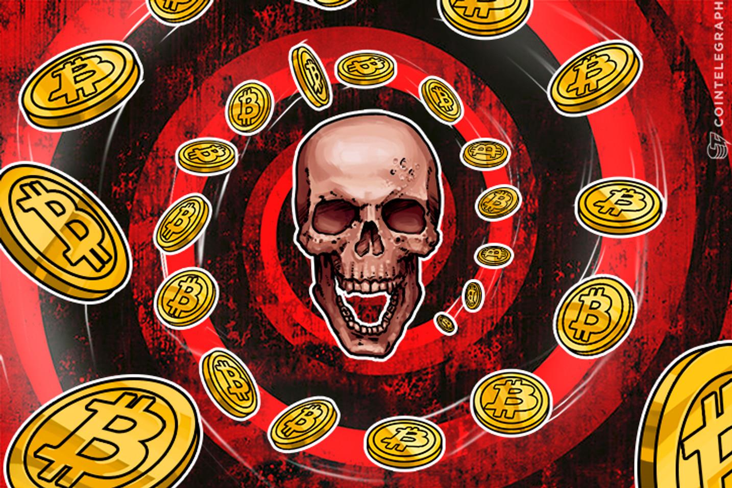 ¿Qué tan cerca llegó Bitcoin a la desastrosa espiral de muerte de cadena?
